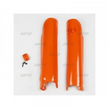 PROTECTIONS DE FOURCHE UFO ORANGE KTM