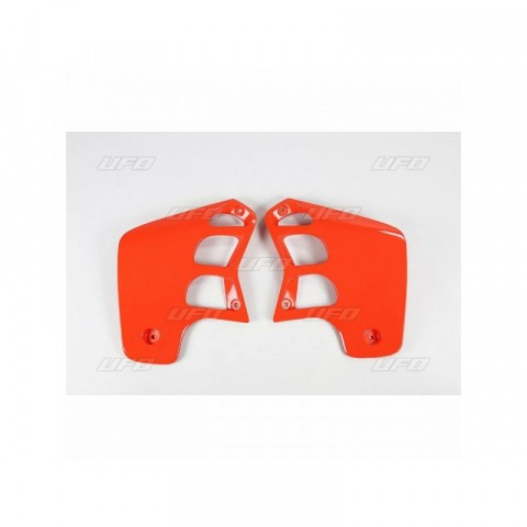 OUÏES DE RADIATEUR UFO ORANGE HONDA CR125R/250R
