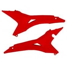 CACHES BOITE À AIR UFO ROUGE HONDA CRF450R USA
