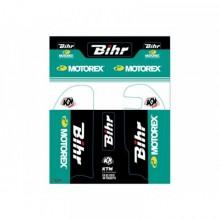 KIT DE DÉCO DE FOURCHE BIHR/MOTOREX KUTVEK KTM SX65