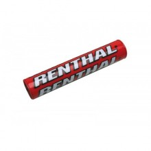MOUSSE DE GUIDON RENTHAL SX 245MM ROUGE