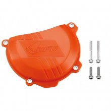 PROTÈGE CARTER EMBRAYAGE UFO ORANGE KTM SX-F/EXC-F 250/350