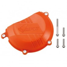 PROTÈGE CARTER EMBRAYAGE UFO ORANGE KTM SX-F/EXC-F 450