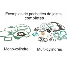KIT JOINTS COMPLET POUR YAMAHA YZ490 1984-88