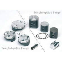 PISTON VERTEX POUR KTM/HUSQVARNA '09 Ø39,47MM