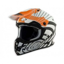 CASQUE UFO WARRIOR SHOCK ORANGE T.XL