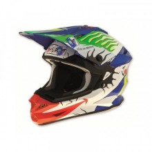 CASQUE OFF-ROAD UFO INTERCEPTOR II JOKER TAILLE XL