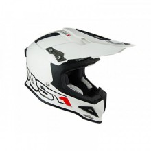 CASQUE JUST1 J12 SOLID WHITE TAILLE S