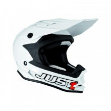 CASQUE JUST1 J32 SOLID WHITE TAILLE L