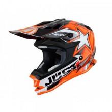 CASQUE JUST1 J32 MOTO X ORANGE TAILLE M