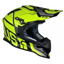 CASQUE JUST1 J12 UNIT NEON YELLOW TAILLE M