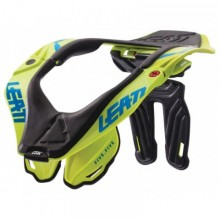 PROTECTION CERVICALE LEATT GPX 5.5 LIME TAILLE L/XL