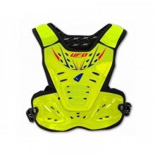PARE-PIERRE UFO REACTOR 2 EVOLUTION JAUNE FLUO