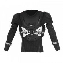 GILET DE PROTECTION LEATT PROTECTOR 5.5 JUNIOR NOIR T.S/M
