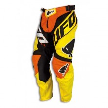 PANTALON OFF-ROAD UFO MISTY ORANGE/JAUNE TAILLE 32