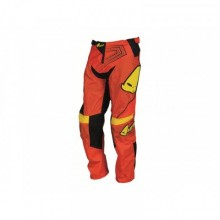 PANTALON UFO ICONIC KID ORANGE/JAUNE 10-11 ANS