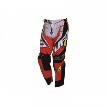 PANTALON UFO VOLTAGE ROUGE T36