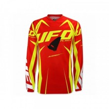 MAILLOT UFO ELEMENT ROUGE TAILLE M