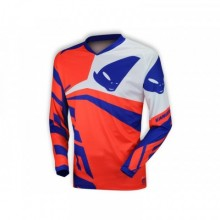 MAILLOT UFO VANGUARD ROUGE TAILLE L