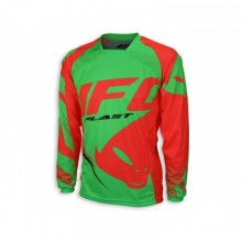 MAILLOT UFO SEQUENCE VERT TAILLE L