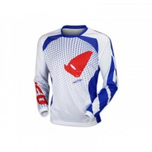 MAILLOT UFO PROTON BLANC TAILLE S