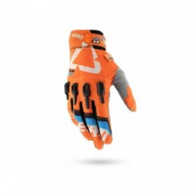 GANTS LEATT GPX 3.5 X-FLOW ORANGE T.M - 8
