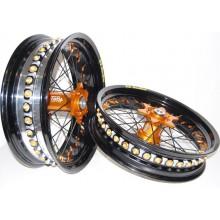 Paire de roues KTM 690/ Husqvarna 701