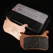 Paire de plaquettes Beringer 1200F2