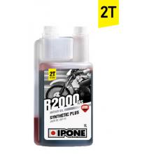 HUILE MOTEUR 2T- IPONE R2000 RS Fraise