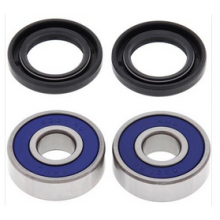 KIT ROULEMENTS DE ROUE AVANT + SPY YZ80 YZ85 1993-2018