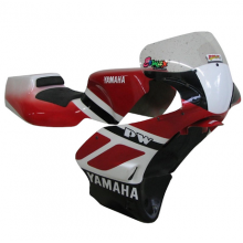 Kit poly de transformation piste pour Yamaha PW 50
