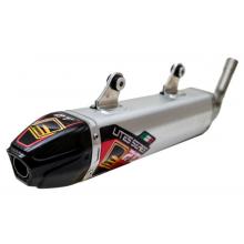 Silencieux Fresco Factory Carbone pour KTM 125 EXC de 2011 à 2016