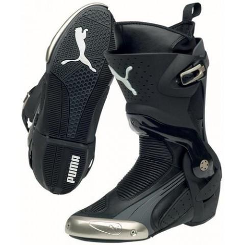 chaussures moto puma