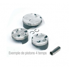 KIT PISTON VERTEX FORGE KAWASAKI 250 KXF 2011 A 2014