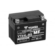 BATTERIE YUASI YTX4L-BS