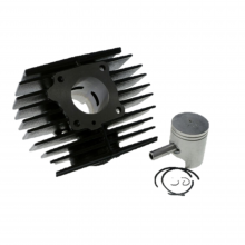 KIT CYLINDRE PISTON QR 50