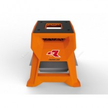LEVE MOTO TT RACETECH R15 ORANGE