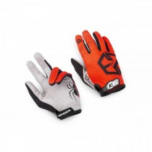 GANTS S3 SPIDER ROUGE TAILLE S