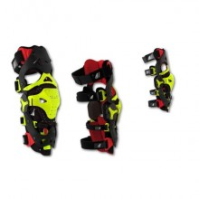 ORTHESES UFO MORPHO JAUNE FLUO/ROUGE TAILLE S/M