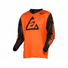 MAILLOT ANSWER ARKON BOLD ORANGE/BLACK TAILLE L