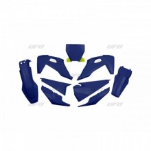 KIT PLASTIQUES UFO BLUE HUSQVARNA FC/TC