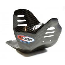 Sabot de protection Carbone 250 KXF 04-15/ 450 KXF 06-15 KAWASAKI