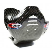 Sabot de protection Carbone 450 CRF 02-15/ 250 CRF 04-15 HONDA