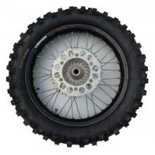 "ROUE ARRIERE 18"" KTM SX/SXF/EXC/EXCF 2003-2019"