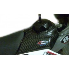 Protection réservoir Carbone 250 450 YZF 06-15 YAMAHA