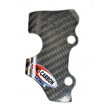 Protection maitre cylindre frein arrière carbone YZF 06-18 YAMAHA