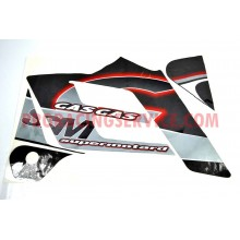 KIT ADHESIF / STICKER SUPERMOTARD 250 2003 GAS GAS