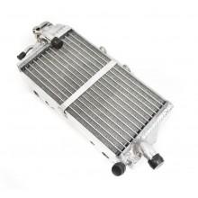 RADIATEUR COTE BOUCHON PRORIDE KTM 125 - 150 - 200 - 250 - 300 SX / EXC  2008-2013