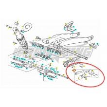 TENDEUR DE CHAINE BRAS OSCILLANT TXT PRO 04-10 GAS GAS