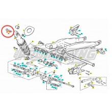VIS TETE CREUSE M10X55 TXT RAGA 250 2010 TXT RAGA 125 2009 TXT RACING 125 2011